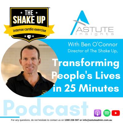Astute Insights Ben O'Connor