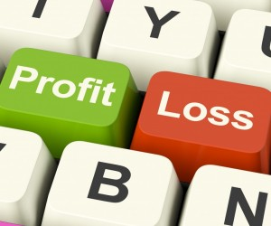 Profit and Loss financial reporting